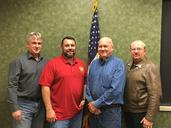 06_Redstone Chapter Officers - September 2016
